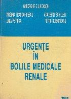 Urgente in bolile medicale renale