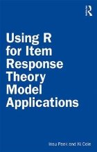 Using R for Item Response Theory Model Applications