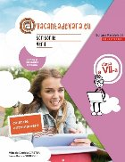 @vacantadevara.eu. Scrisorile verii. Caiet de antrenament pentru limba și literatura română. Clasa a VII-a