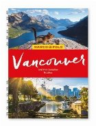Vancouver & the Canadian Rockies Marco Polo Travel Guide - w