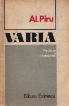 Varia - Preciziuni si controverse