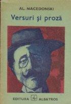 Versuri si Proza - Alexandru Macedonski