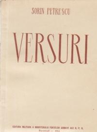 Versuri - Sorin Petrescu