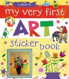 My very first art sticker book