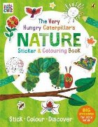 Very Hungry Caterpillar's Nature Sticker and Colouring Book
