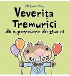 Veverița Tremurici dă o petrecere de ziua ei