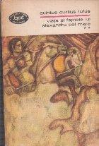 Viata si Faptele lui Alexandru Cel Mare, Volumul al II-lea