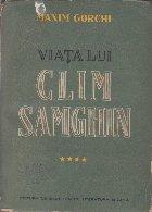 Viata lui Clim Samghin (Patruzeci de Ani), Volumul al IV-lea