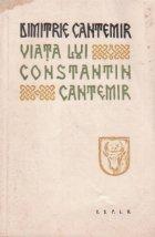 Viata lui Constantin Cantemir