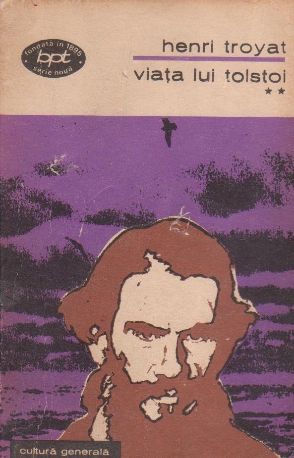 Viata lui Tolstoi, Volumul al II-lea