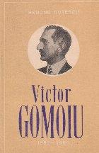 Victor Gomoiu 1882-1960