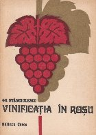 Vinificatia in rosu