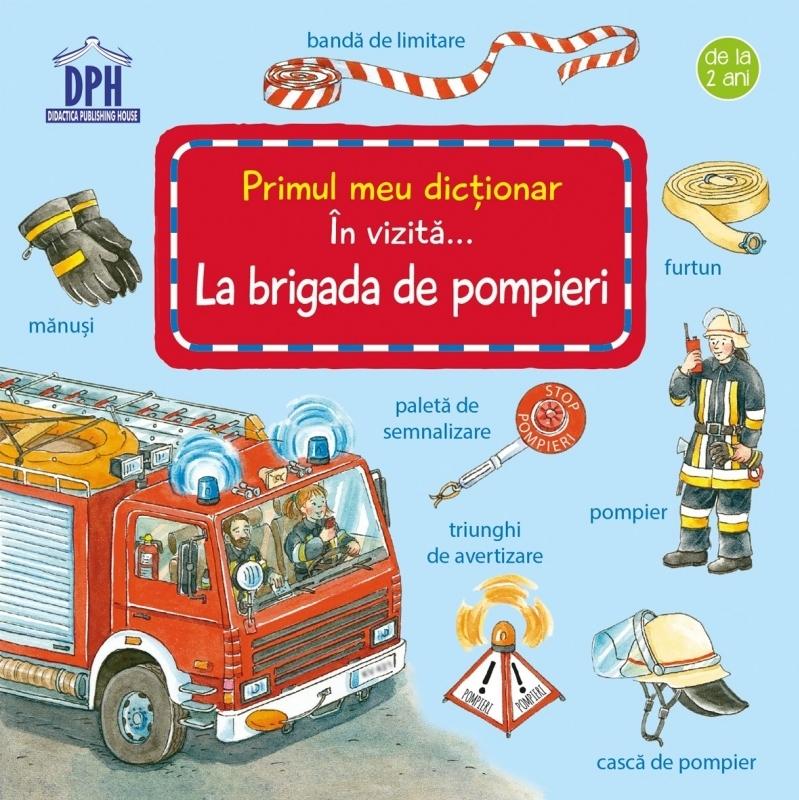 In vizita la Brigada de Pompieri