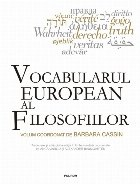Vocabularul european al filosofiilor