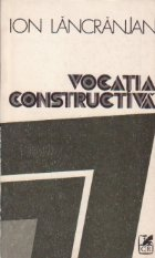 Vocatia constructiva