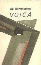 Voica - Roman, Editie ne varietur