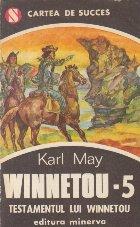 Winnetou (5) - Testamentul lui Winnetou