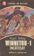 Winnetou (I) Winnetou incatusat