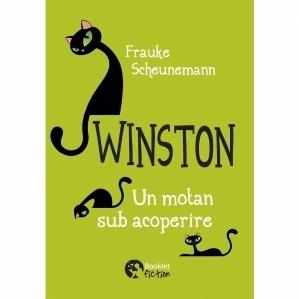 Winston. Un motan sub acoperire