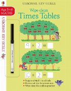 Wipe clean times tables