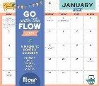 with the Flow Desk Calendar