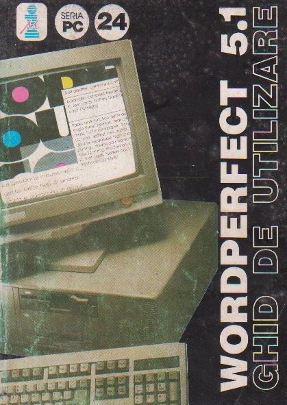 Wordperfect 5.1 Ghid de utilizare