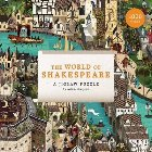 World of Shakespeare, The:1000 Piece Jigsaw Puzzle