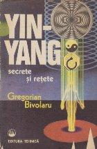 Yin-Yang - Secrete si retete