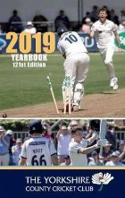 Yorkshire County Cricket Club Yearbook 2019
