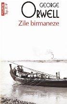 Zile birmaneze (ediţie buzunar)