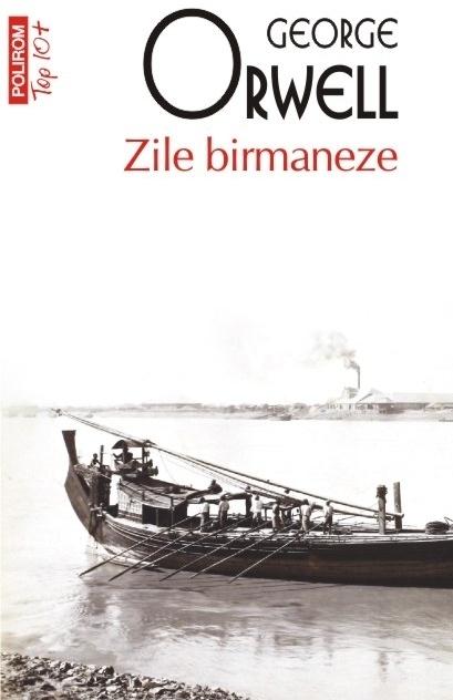 Zile birmaneze (ediţie de buzunar)